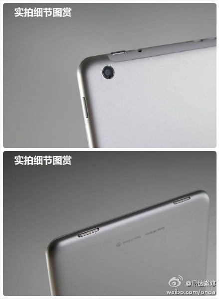 Tabletowo.pl Tablet Onda V818 mini zaprezentowany Chińskie Nowości
