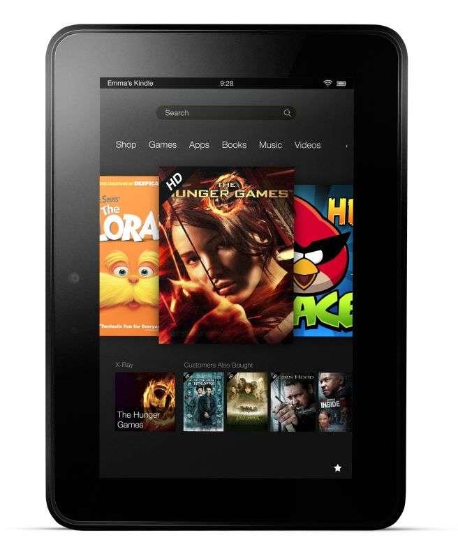 """Tabletowo.pl Amazon Kindle Fire HD 8,9"""" tanieje w USA i trafia do sprzedaży w Europie Nowości"""
