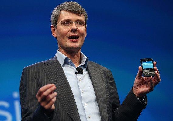 Tabletowo.pl BlackBerry PlayBook zostanie zaktualizowany do BlackBerry OS 10 Ciekawostki Nowości Plotki / Przecieki