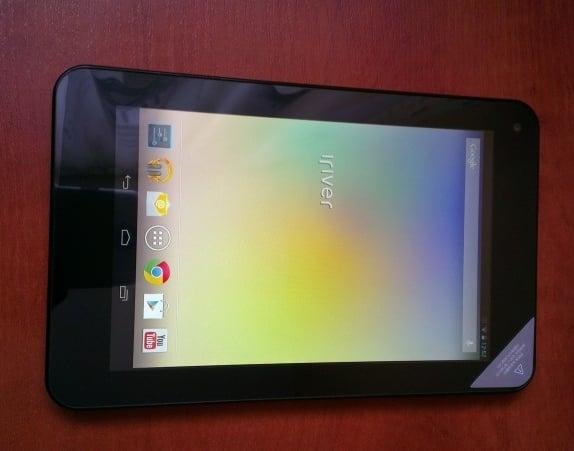 Tabletowo.pl Recenzja użytkownika: Iriver ITQ700 (parametry Nexus 7, ale z microSD) Nowości Recenzje