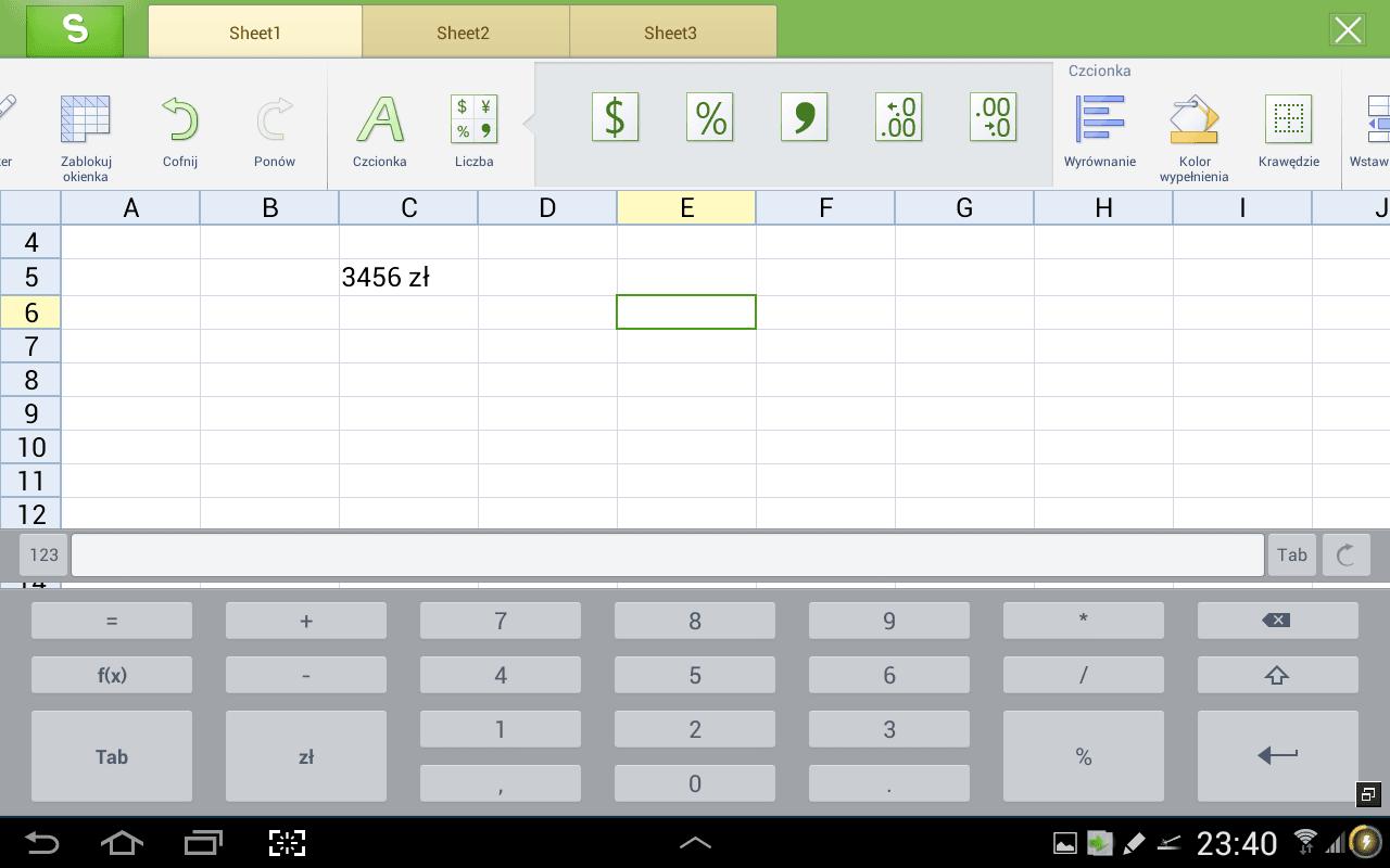 Tabletowo.pl Przegląd pakietów biurowych - cz.1: Kingsoft Office Aplikacje Nowości