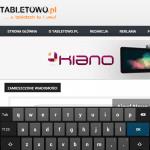 Recenzja tabletu Onda V812 32