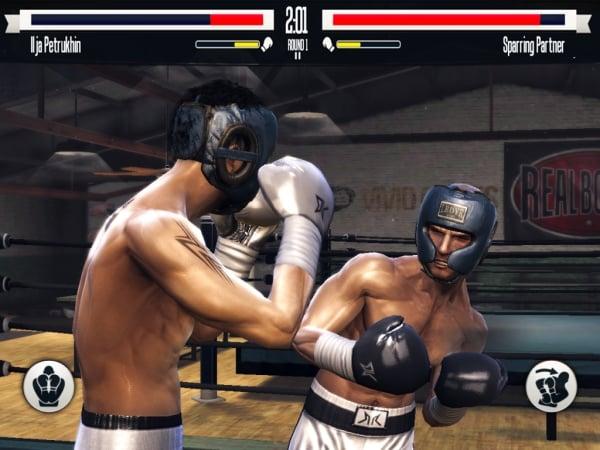 Tabletowo.pl Gra Real Boxing dostępna na Androida! Wersja na iOS przeceniona Aplikacje Nowości