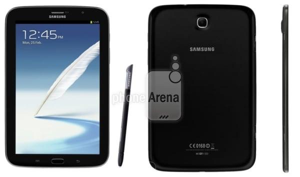 czarny Samsung Galaxy Note 8.0