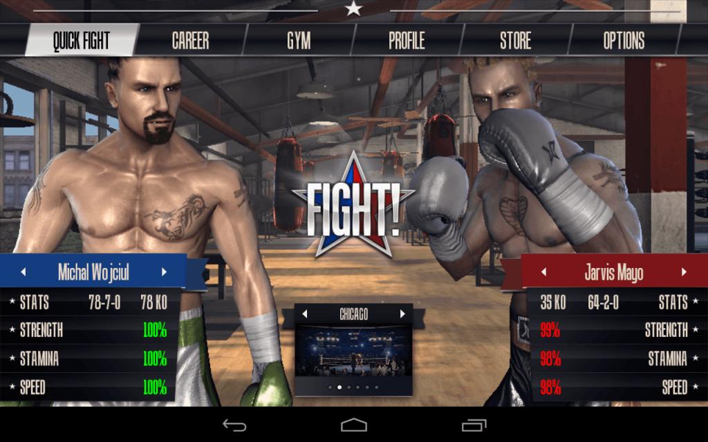 Tabletowo.pl Real Boxing - recenzja Aplikacje Nowości Recenzje