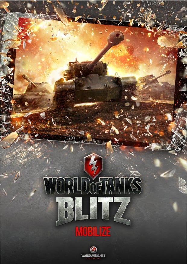 World of Tanks Blitz wkrótce na Androida i iOS