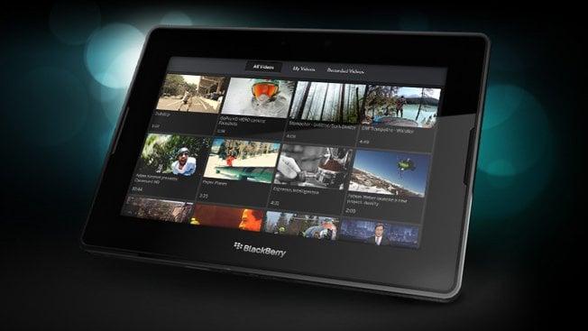 BlackBerry nie ma w planach nowego tabletu