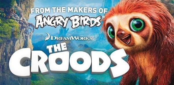 Tabletowo.pl The Croods - nowa produkcja twórców Angry Birds! (Android i iOS) Aplikacje Nowości