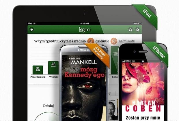 Tabletowo.pl Usługa Czytaj bez limitu zadebiutowała na Androida Aplikacje Nowości