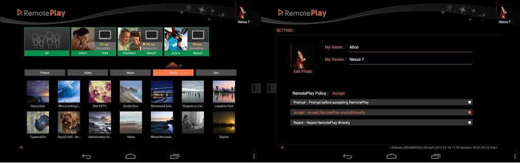 Tabletowo.pl Remote Play - łatwe dzielenie treści pomiędzy urządzeniami z Androidem i iOS Aplikacje Nowości
