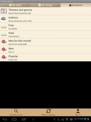 eReader App 3.0