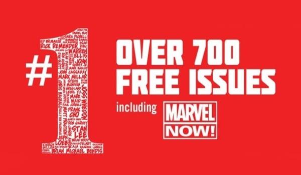 Tabletowo.pl Marvel udostępnił ponad 700 komiksów za darmo! Aplikacje Nowości