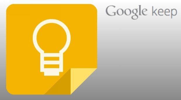 Tabletowo.pl Google Keep debiutuje w Google Play Aplikacje Ciekawostki