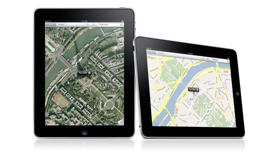 Tabletowo.pl Google Maps z aktualizacją dla urządzeń z iOS Aplikacje Apple iOS Oprogramowanie
