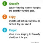 Greenify android