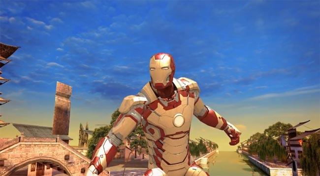 Tabletowo.pl Gameloft zapowiada Iron Man 3 na iOS i Androida Aplikacje Nowości