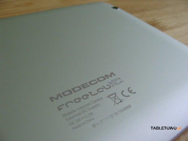 Recenzja tabletu Modecom FreeTab 8014 IPS X4