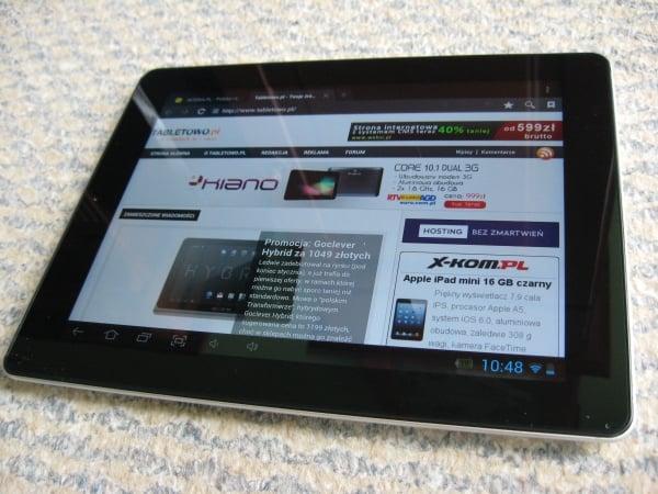 Tabletowo.pl Recenzja użytkownika: Modecom FreeTab 9704 IPS2 X4 Nowości Recenzje