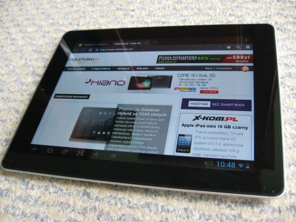 Recenzja Modecom FreeTab 9704 IPS2 X4