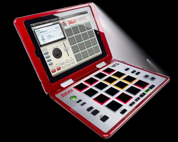 Tabletowo.pl Akai MPC Fly już w sprzedaży - zmień iPada w MPC Akcesoria Aplikacje Apple Nowości