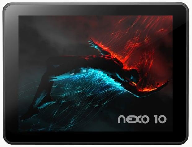"""Tabletowo.pl NavRoad Nexo 10 3G: 9.7"""", 2048x1536, 11000 mAh, dwa rdzenie i 3G (aktualizacja: dostępność i cena) Nowości"""