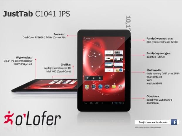 o'Lofer JustTab C1041 IPS