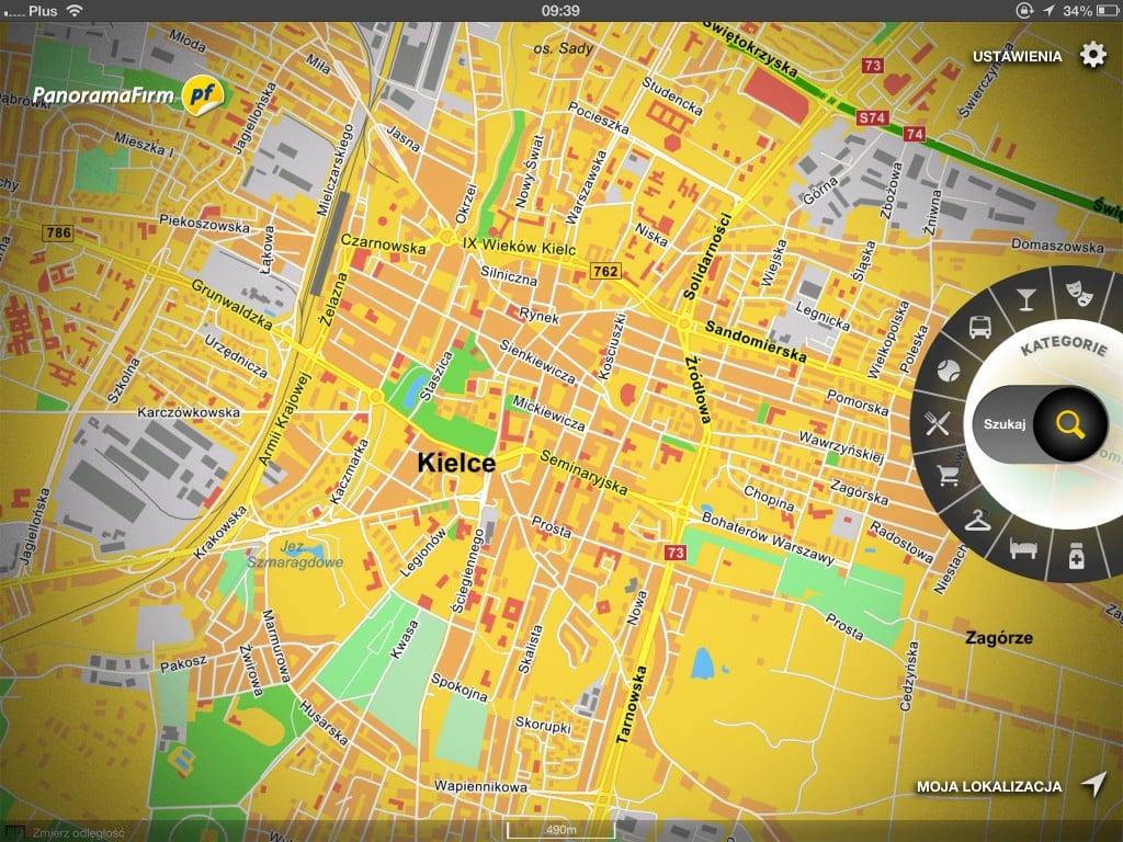 Tabletowo.pl Recenzja aplikacji: Panorama Firm 2.0 Aplikacje Nowości