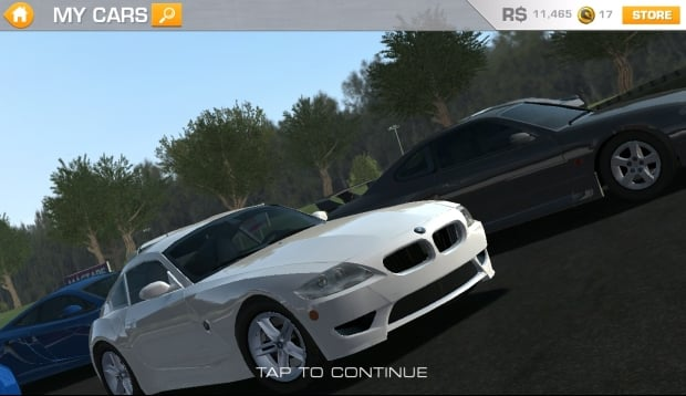real racing 3 recenzja