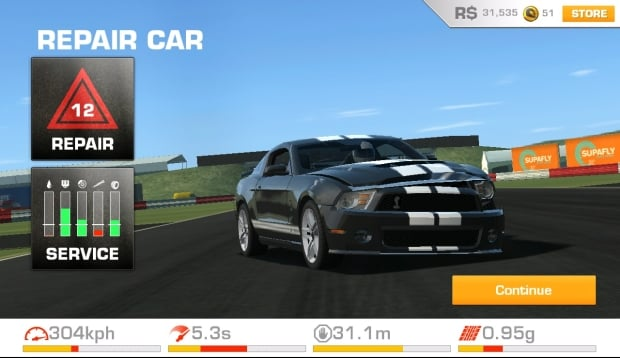 Recenzja gry: Real Racing 3