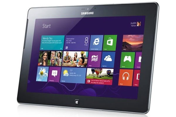samsung ativ windows rt