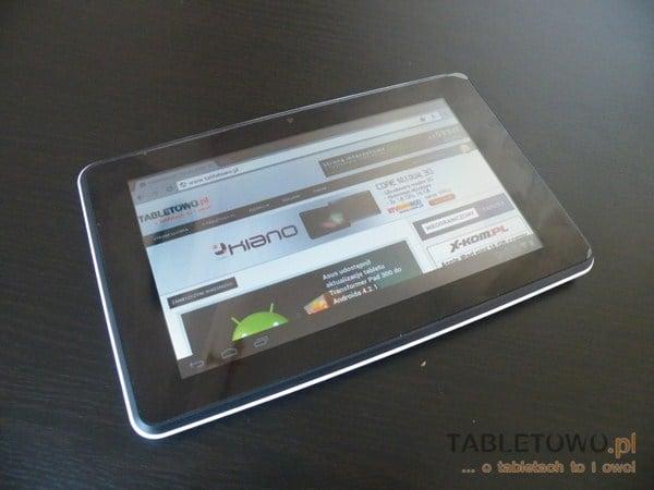 Tabletowo.pl Recenzja Tracer Ovo 3.0  - tabletu dla niewymagających Nowości Recenzje