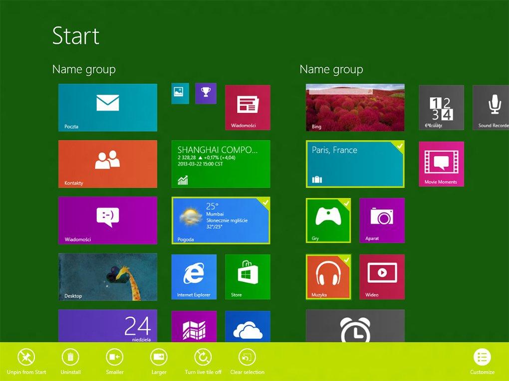 Tabletowo.pl Windows Blue wprowadzi zmiany w interfejsie i funkcjach systemu Microsoft Nowości Plotki / Przecieki