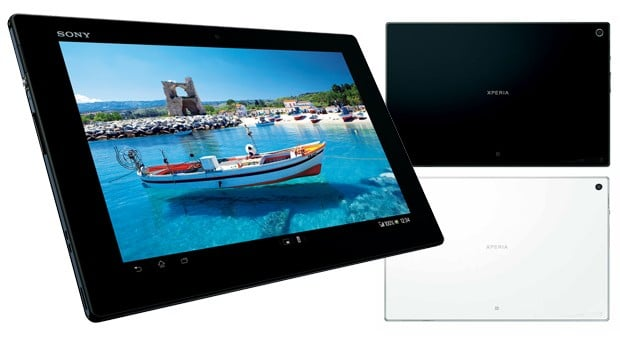 Tabletowo.pl Na Wyspach rusza przedsprzedaż wodoodpornego Sony Xperia Tablet Z Ciekawostki Nowości