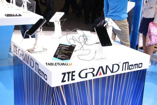 Tabletowo.pl Tajemnica procesora w ZTE Grand Memo rozwiązana: będzie kilka wersji Nowości
