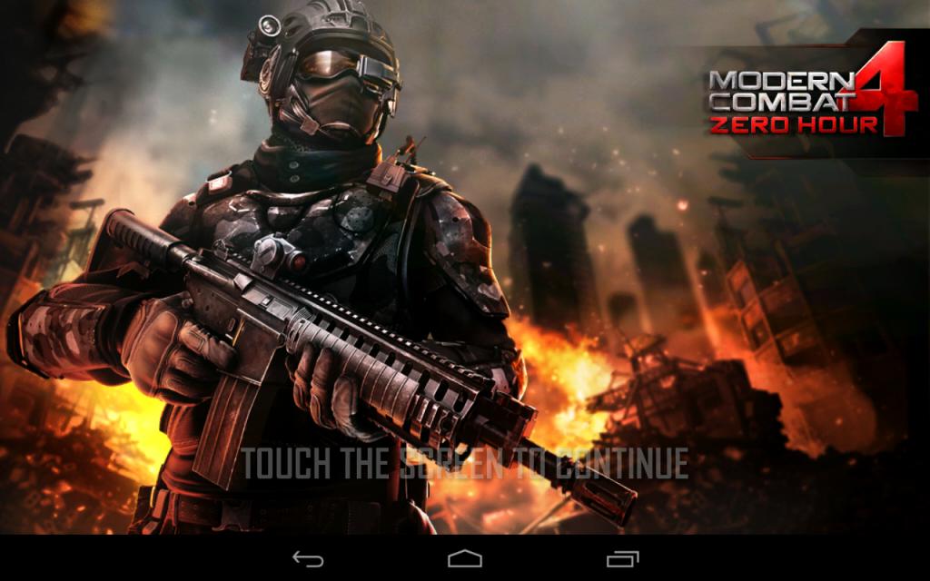 Tabletowo.pl Modern Combat 4 - recenzja Aplikacje Nowości Recenzje