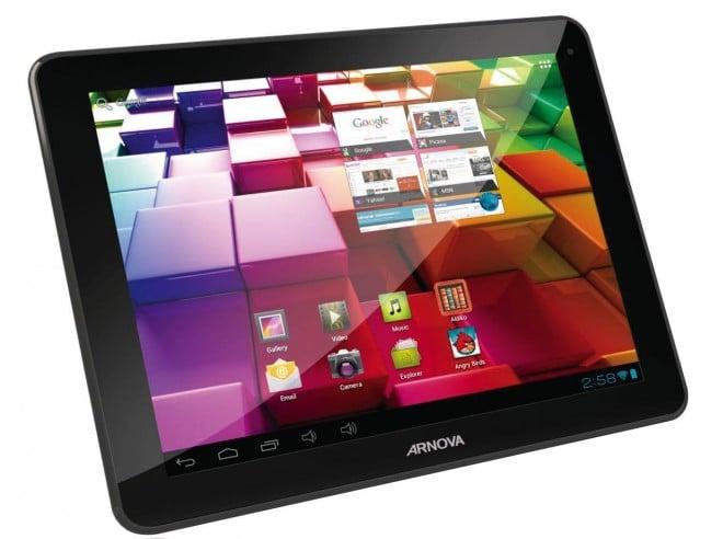 Tabletowo.pl Arnova 97 G4 - nowy tablet francuskiej firmy Archos Nowości