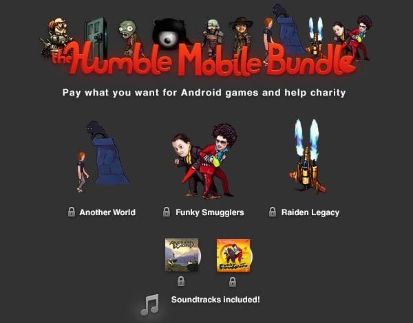 Tabletowo.pl Humble Mobile Bundle powiększone o trzy gry Aplikacje Nowości