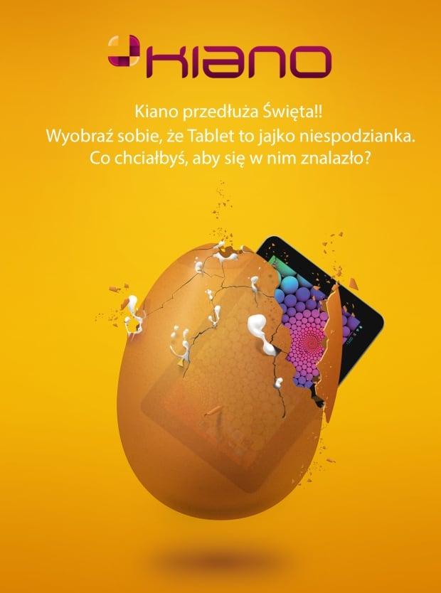 Tabletowo.pl Konkurs! Kiano przedłuża Święta! Wygraj Kiano Core 10.1 3G (aktualizacja) Konkursy Nowości