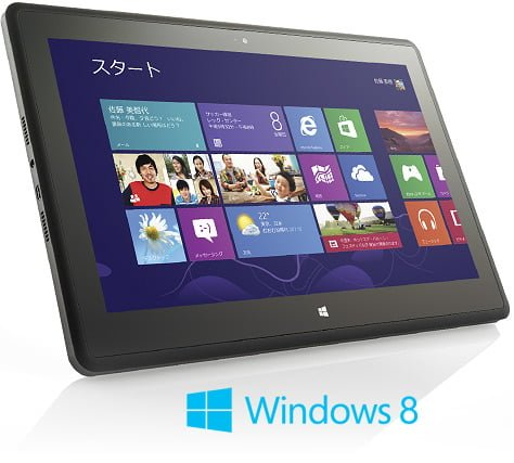 Tabletowo.pl LuvPad WN110 - 11,6-calowy tablet na bazie Windows 8 i AMD Nowości