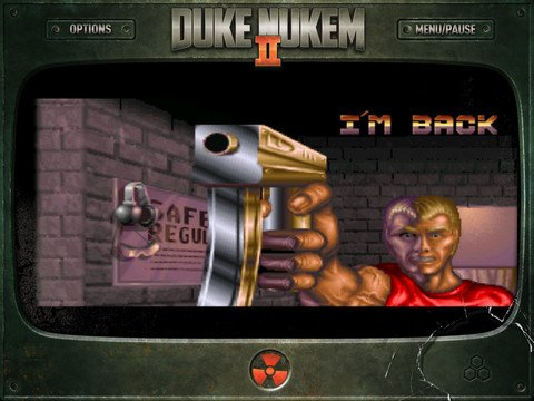 Tabletowo.pl Duke Nukem powraca: zadebiutował Duke Nukem 2 na iPada Aplikacje Nowości