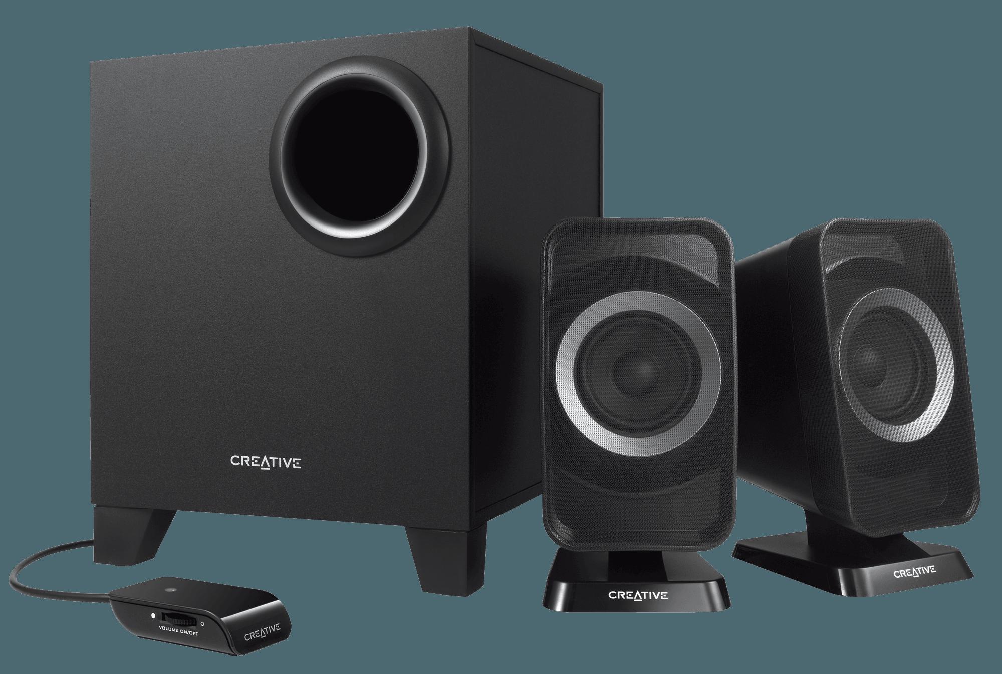 Creative T3150: bezprzewodowe głośniki dla urządzeń mobilnych 27