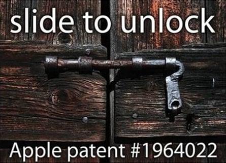 """Przez spór z Apple o """"slide to unlock"""" Samsung zbiednieje o 120 mln dolarów 18"""