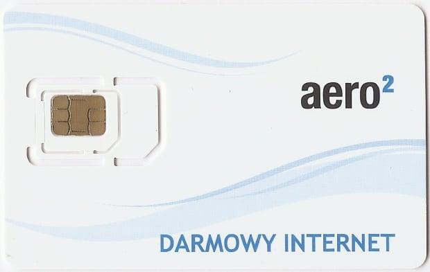 Aero2: captcha co godzinę