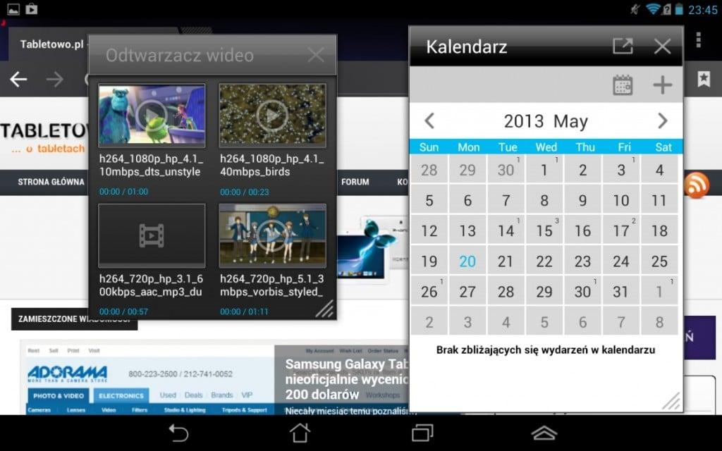 Recenzja tabletu Asus Fonepad