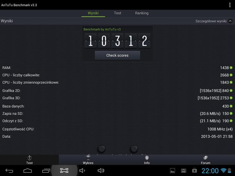 Kiano Core 9,7 Quad - pierwsze wrażenia