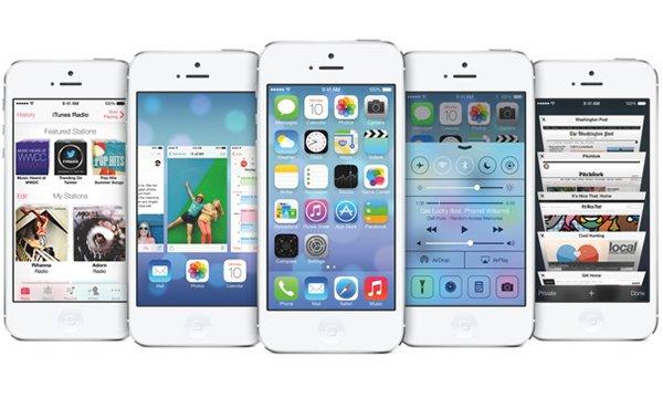 Tabletowo.pl Wygląd iOS 7 może ulec zmianie Apple