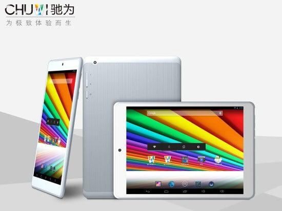 Chi Chi V88s: 7,9-calowy tablet z czterordzeniowym procesorem za 114 dolarów 17
