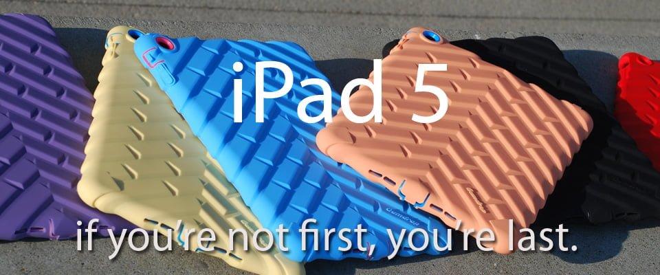 Gumdrop Cases prezentuje pierwsze etui na... iPada 5 20