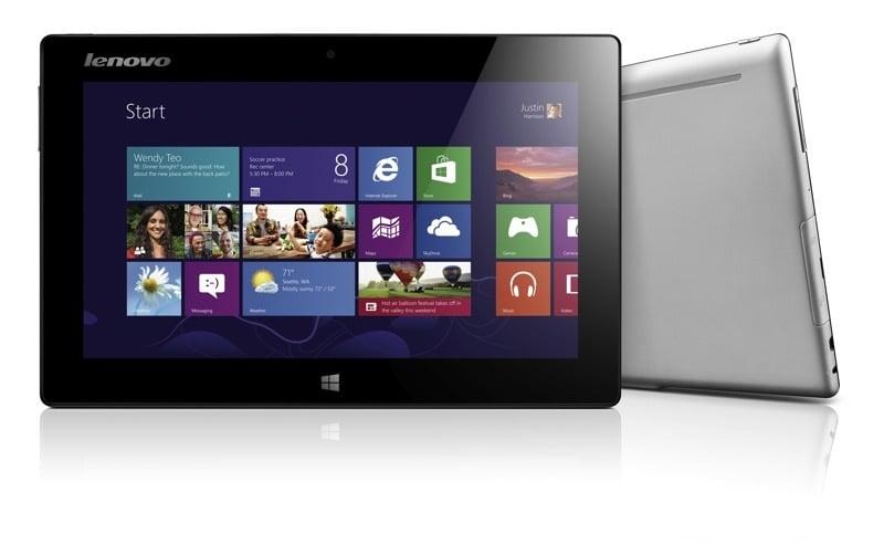Tabletowo.pl Lenovo Miix: 10,1-calowy kuzyn ThinkPada 2 za 500 dolarów (wideo) Nowości