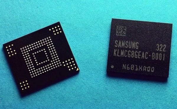 Tabletowo.pl Samsung pracuje nad najszybszymi kośćmi pamięci eMMC dla urządzeń mobilnych Ciekawostki Nowości Samsung
